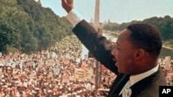 VaMartin Luther King, Jnr
