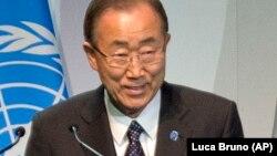 Ban Ki-moon babban sakataren Majalisar Dinkin Duniya