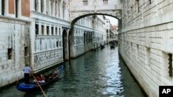 이탈리아 베네치아. (자료사진)