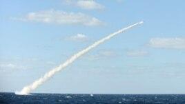 Snimak lansiranja nove južnokorejske krstareće rakete sa podmornice