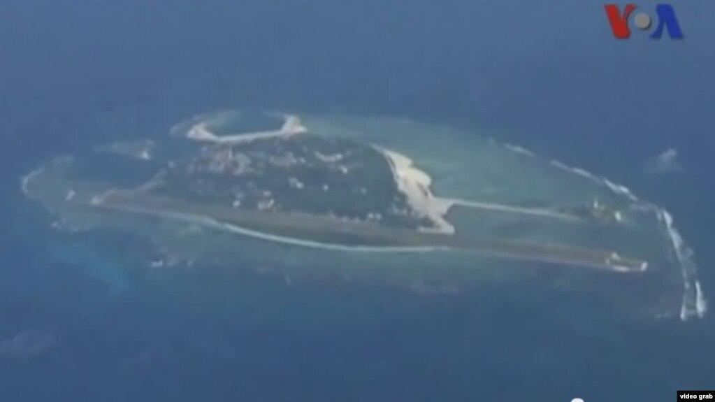 Đảo Phú Lâm thuộc quần đảo Hoàng Sa, thực tế do Trung Quốc kiểm soát