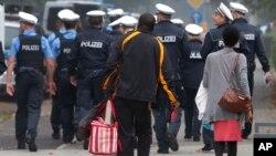 60 mijë persona u evakuan në Frankfurt