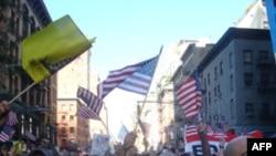 Нью-Йорк. 11 сентября 2010 года