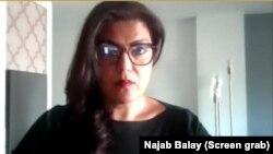 Negina Sawez, Berpirsa Tîma Bernama Rojhilata Navîn Û Bakurê Afrîqa