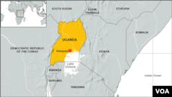 Uganda, Afrika.