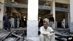 Suicide Attack on Shi'ite Mosque in Pakistan
