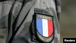 Pripadnici francuskih snaga u Avganistanu