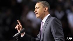 Tổng thống Obama nhắc lại quan điểm của ông là thế giới phải ngăn ngừa mọi sự tàn sát dân thường hàng loạt