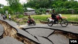 فلپائن میں زلزلے