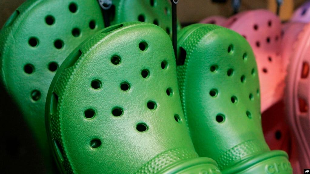 Foto Archivo - Crocs