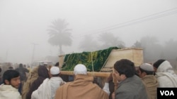 Funerals Begin for 141 After Taliban Attack on Pakistan School