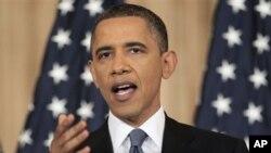ههلهو واشنتن لهسهر ووتارهکهی سهرۆک ئۆباما لهسهر ڕۆژههڵاتی ناوهڕاست