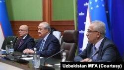O'zbekiston Tashqi ishlar vazirligi, Toshkent, 7-iyul, 2021