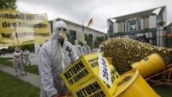 آلمان توقف فوری استفاده از انرژی هسته ای را عملی نمی داند