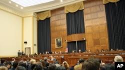 """美众议院外交委员会举行""""为何台湾重要听证会"""""""