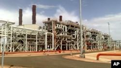 Газовое месторождение «Ин-Аменас», Алжир