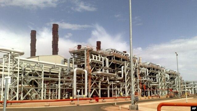 Kamfanin gas na Algeriya