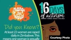 Campanha 16 dias de activismo contra a violência baseada no género