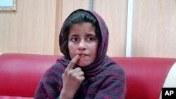 被拘押10歲女童斯波茲邁
