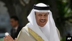걸프협력기구(GCC)의 압둘라티프 알-자야니 사무총장(자료사진)