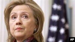 克林顿29日就机密文件被泄露发表讲话
