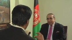 مصاحبه تلویزیون اشنا با علی احمد جلالی