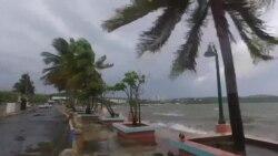 Ураган «Ирма» движется на Флориду