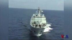 新加坡防长:美保持亚太存在有利和平稳定