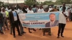 Dix candidats à la présidentielle de fin février