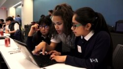 Online App Teaches Girls Computer Coding