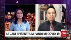 AS Jadi Episentrum Pandemi COVID-19