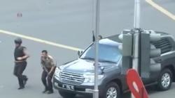 印尼逮捕三名雅加達襲擊嫌疑人
