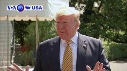 Manchetes Americanas 25 Junho: Trump e Kim Jong-un corresponderam-se por carta em Maio