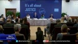 """Ambasadori Soreca: """"Gjithçka për Drejtësinë"""""""