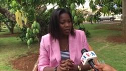 Novo partido em São Tomé Príncipe liderado por Elsa Espírito Santo