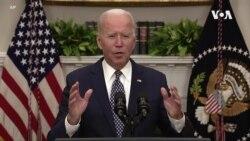 報導稱美國情報部門新冠溯源報告未能定論 白宮暫不置評
