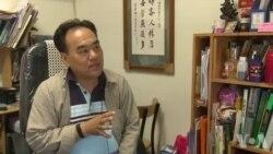 琉球乡渔会曾毓宗股长称现政府不主张去太平岛捕鱼原声视频
