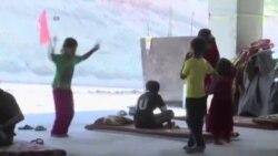 تلاش برای کمک به ایزدیان قربانی تجاوز داعش