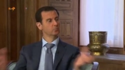Syria Assad Interview