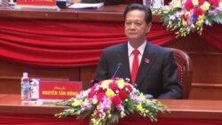 Đại hội Đảng cho Thủ tướng Dũng rút khỏi danh sách đề cử