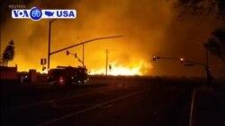 Manchetes Americanas, 16 de Novembro: Na Califórnia, incêndios matam 65 pessoas