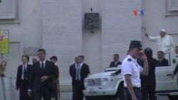 Retos de seguridad durante visita del Papa a Nueva York