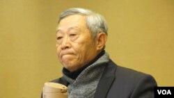 台灣淡江大學大陸研究所榮譽教授趙春山。