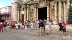 美国放宽对古巴贸易旅游限制