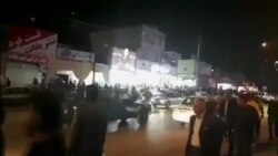 Footage Showing Protests, Clashes in East Azerbaijan Province, Iran