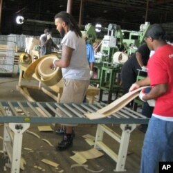China chopstick manufacturers are running low on wood, something that the state of Georgia has in abundance.