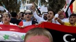 شام: جھڑپوں میں پانچ فوجی ہلاک