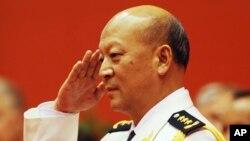 Tư lệnh hải quân Trung Quốc, Đô đốc Ngô Thắng Lợi