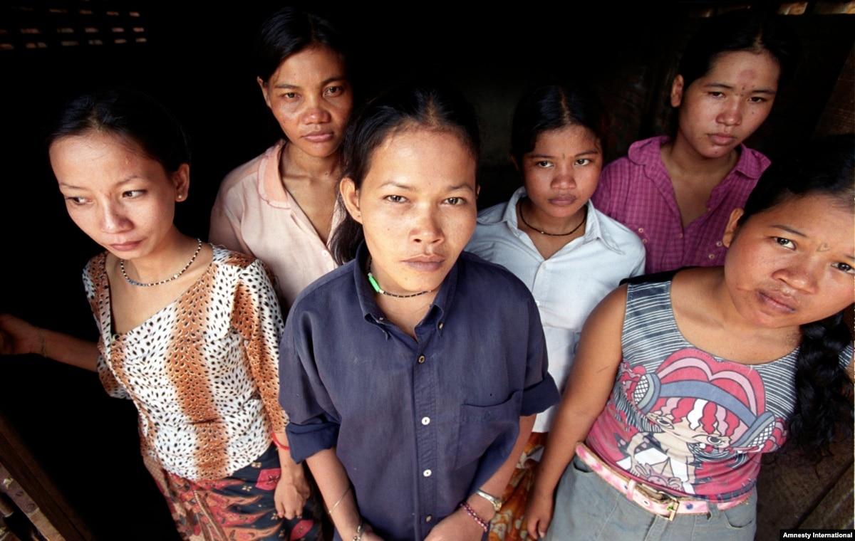Cambodia sex trafficking — photo 1