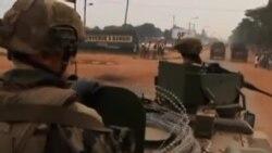 法国积极干预非洲 英国哀叹失去勇气